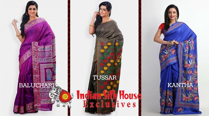 Indian Traditional Silk Sareesa