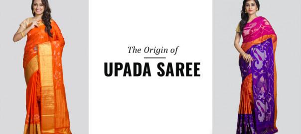 Upada Silk Saree
