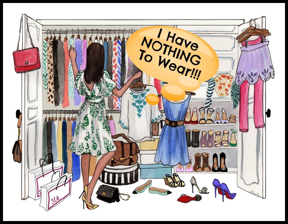 Nothing to wear